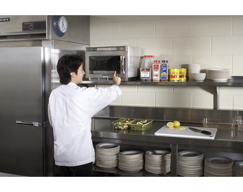 R-CD1800M Commercial Microwave Oven
