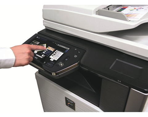 MX-4110N Multifunction Printer Copier