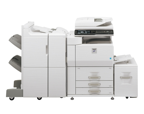 MX-M753 Multifunction Printer Copier