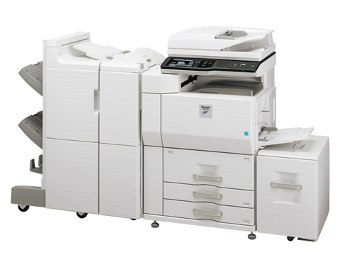 MX-M753 Monochrome High Speed Document System
