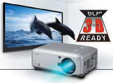 DLP 3D Ready Projector