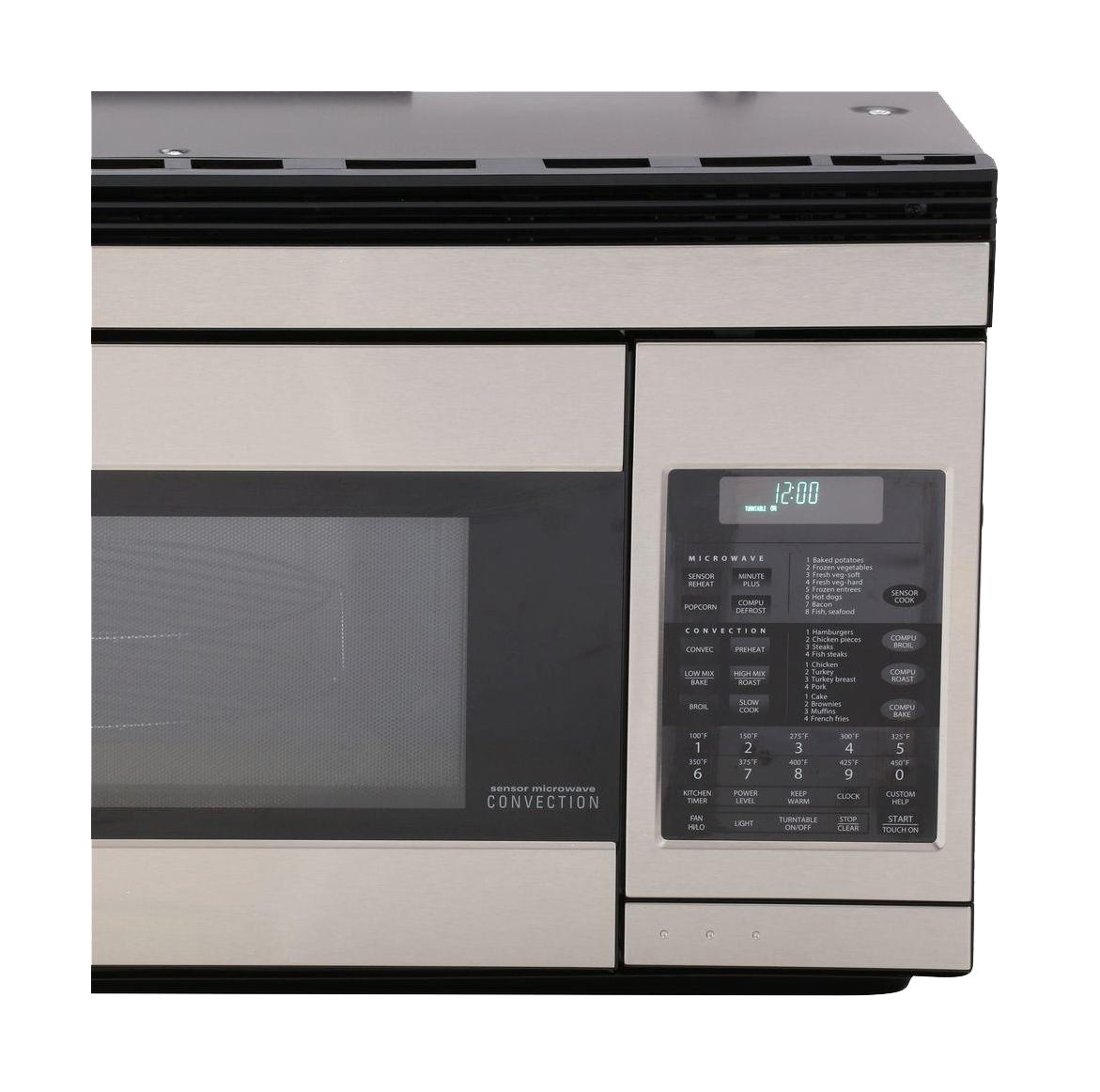 r 1874 ty 1 1 cu ft steel over the range microwave rh sharpusa com