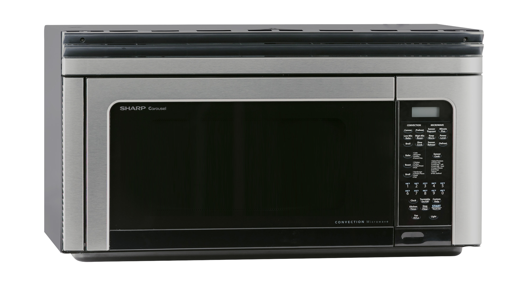 sharp carousel microwave convection oven manual good owner guide rh blogrepairguide today Sharp Carousel Convection Microwave Cookbook Sharp Carousel II Microwave Convection Oven R 7H80