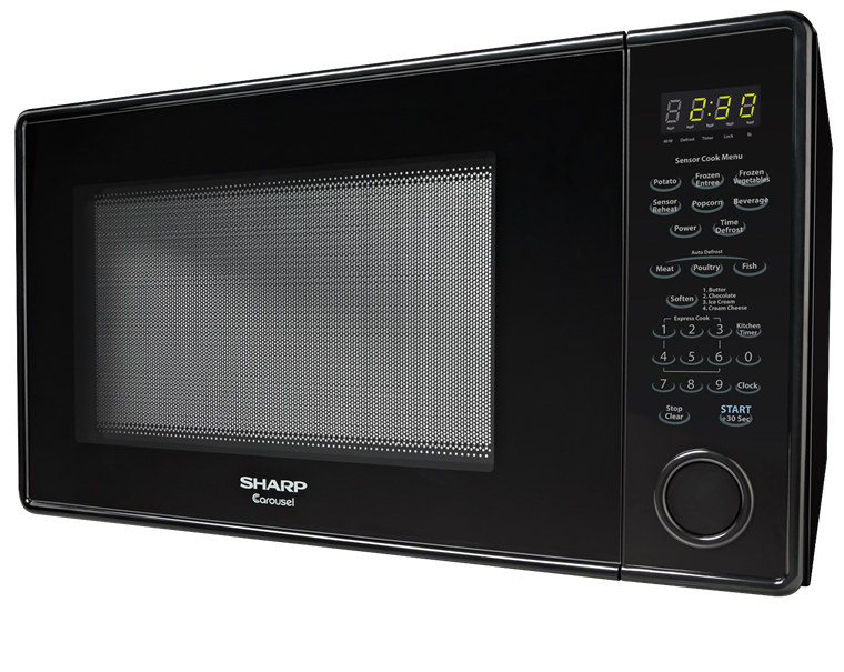 1 8 Cu Ft Black Countertop Microwave R 559yk Microwave
