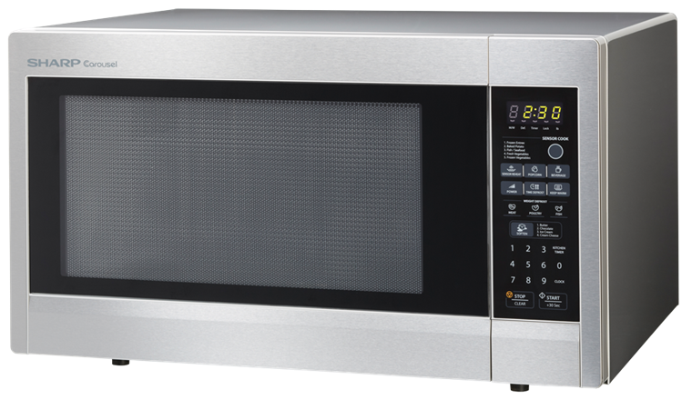 R-651ZS | Microwaves | Countertop Microwave | SHARP