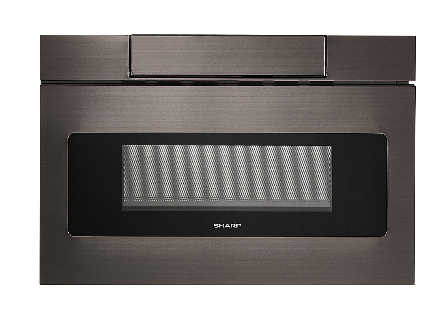 sharp 24 inch microwave drawer. smd2470ah: 24 inch sharp black stainless steel microwave drawer o