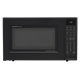 1.5 cu. ft. 900W Sharp Matte Black Carousel Convection + Microwave Oven (SMC1585BB) – Newer version of the R930BK microwave model