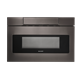 SMD2470AH: 24 Inch Sharp Black Stainless Steel Microwave Drawer