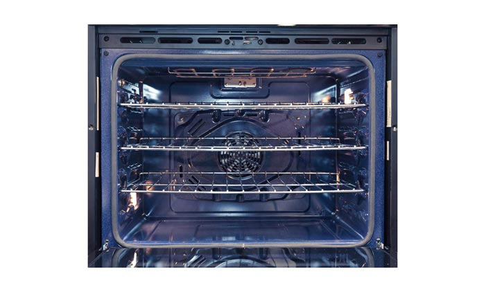 Stainless Steel European Convection Built-In Double Wall Oven (SWB3052DS) – dedicated heating element and fan
