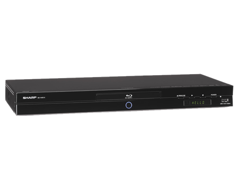 BD-AMS10 Blu-Ray Player