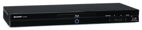 BD-AMS20U Blu-Ray Player