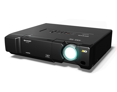 XV-Z17000 Home Theater Projector