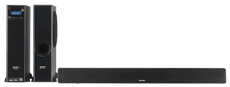 HT-SB600 Home Theater Sound Bar