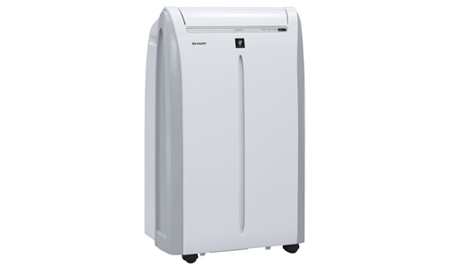 Sharp 10 500 Btu Portable Room Air Conditioner Library Quiet Cv 2p10sc Brand New Ebay