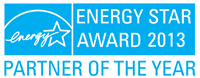 2013 ENERGY STAR Partner of the Year award