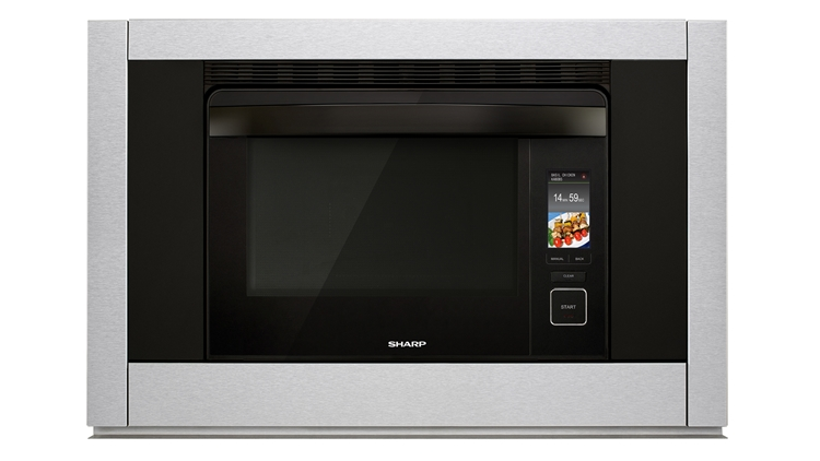 1.1 cu ft SuperSteam+TM Convection Steam Oven (SS-C3088AS)