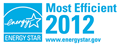 2012 Energy Star Most Efficient
