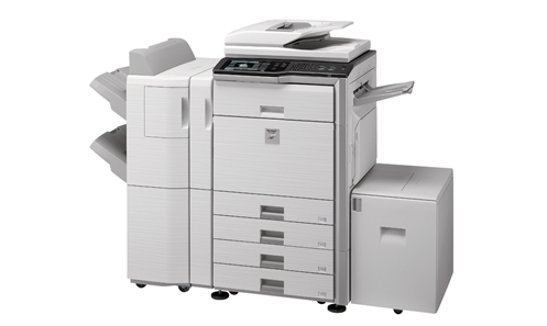 MX-4100N Multifunction Color Printer Copier