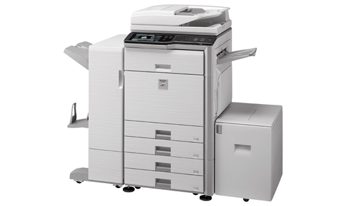 MX-5001N Multifunction Color Printer Copier