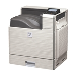MX-C400P Multifunction Color Printer Copier