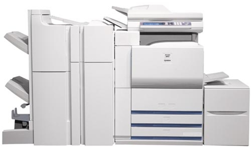 MX-M550 Multifunction Printer Copier