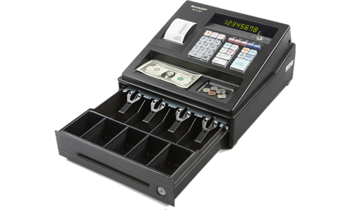 XE-A107 Cash Register