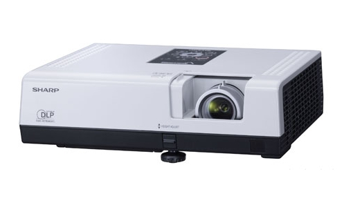 XR-55X | XR-55XL 3D Ready DLP Professional Projector