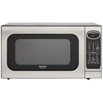 R-520KS Countertop Microwave Oven