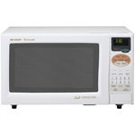 R-820BW Convection Countertop Microwave Oven