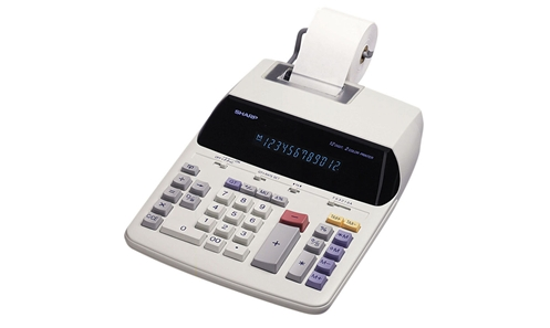 EL-2192RII Printing Calculator