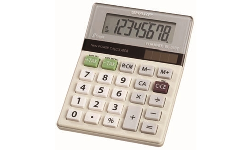 EL-310TB Basic Calculator