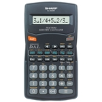 EL-500WBBK Scientific Calculator