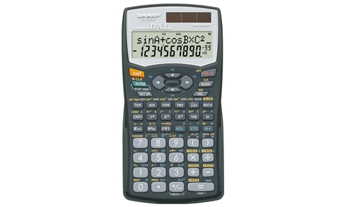 EL-506WBBK Scientific Calculator