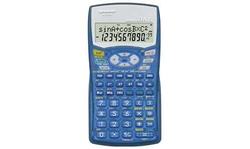 EL-531WBBL Scientific Calculator