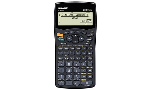 EL-W535B Scientific Calculator