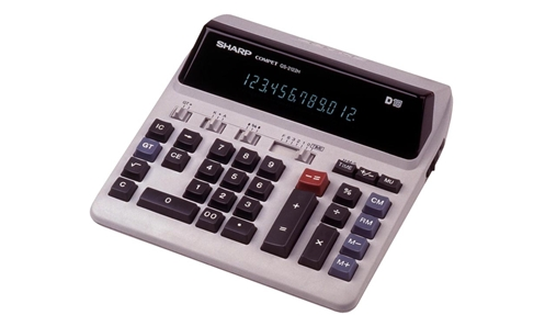 QS-2122H Commercial Printing Calculator
