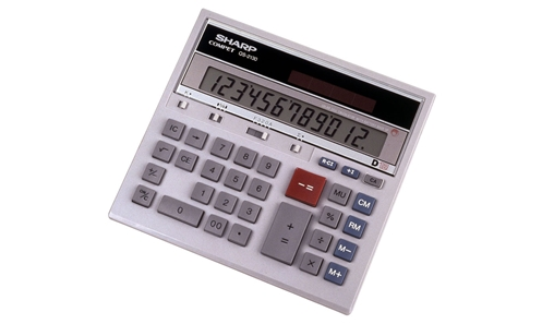 QS-2130 Commercial Printing Calculator