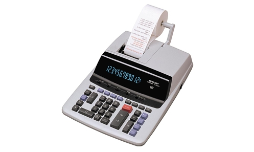 VX-2652H Commercial Printing Calculator