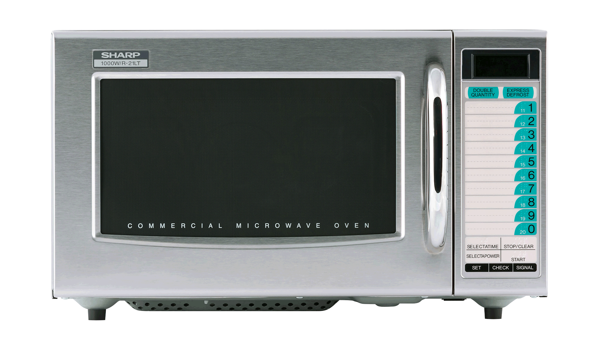mediumduty commercial microwave with watts