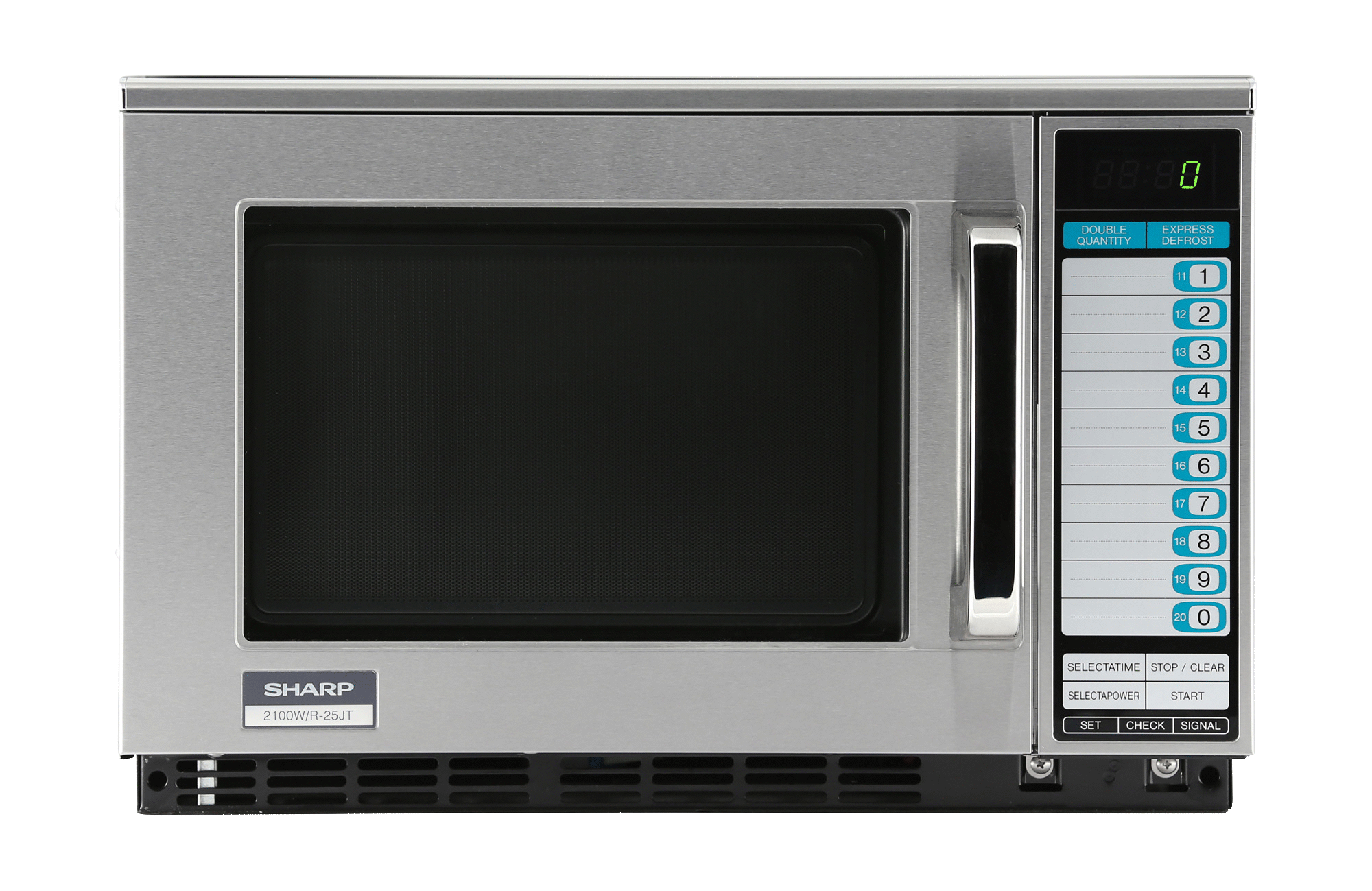 Heavy Duty Commercial Microwave With 2100 Watts