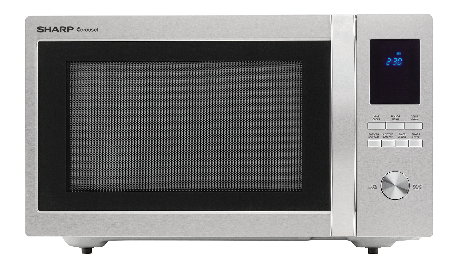 Smc1655bs 1 1 Cu Ft Carousel Microwave Stainless Steel