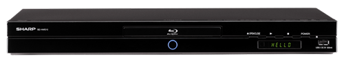 BD-AMS10U Blu-Ray Player