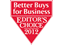 Better Buys for Business 2012