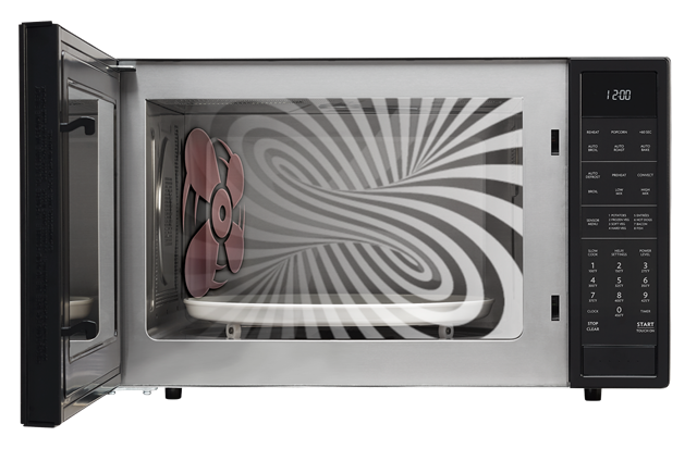 The Model S Convection Technology Circulates Heated Air To Cook Faster And More Evenly