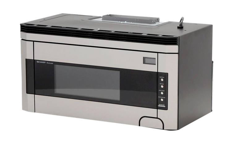 R 1514 Ty 1 4 Cu Ft Steel Over The Range Microwave