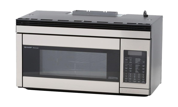 R 1874 Ty 1 1 Cu Ft Steel Over The Range Microwave