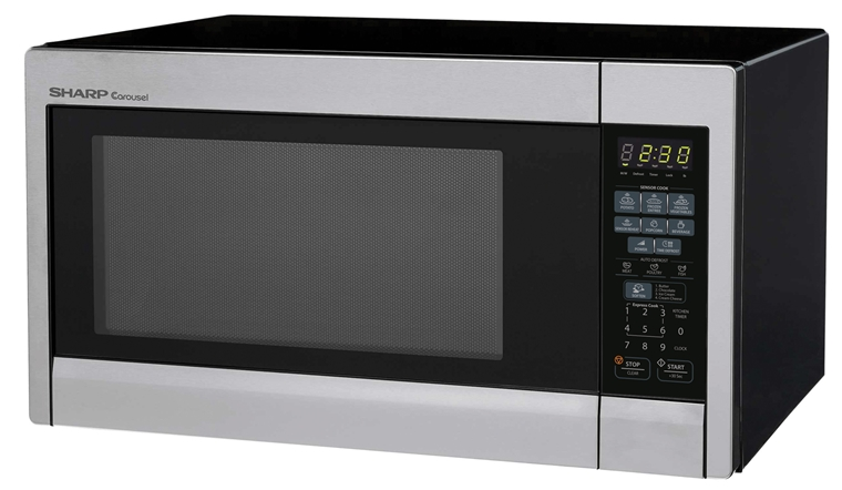 451ZS Microwave: 1.3 Cu Ft Stainless Steel Countertop