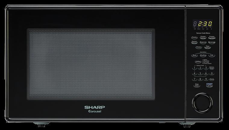 1 8 Cu Ft Black Countertop Microwave R 559yk Microwave