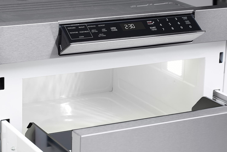 """SHARP SMD3070AS-Y 30"""" Microwave Drawer Oven: 30"""" Ovens"""