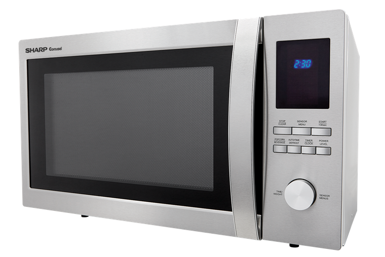 sharp carousel convection oven manual